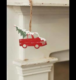 Traveling Tree Ornament