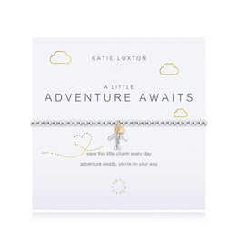a little Adventure Awaits Bracelet