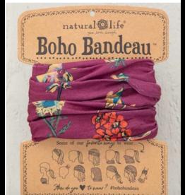 Natural LIfe Boho Bandeau, Berry Stems
