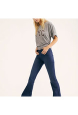 Flare Penny Pull On Jeans