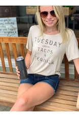Tuesday calls for Tacos & Tequila Top