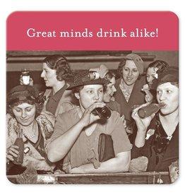 Shannon Martin Shannon Martin Coaster, Great Minds....