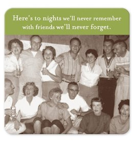 Shannon Martin Shannon Martin Coaster, Here's to Nights We'll Never...