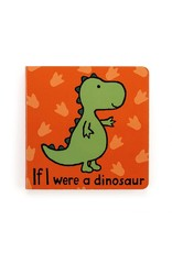 Jellycat If I Were A Dinosaur Book