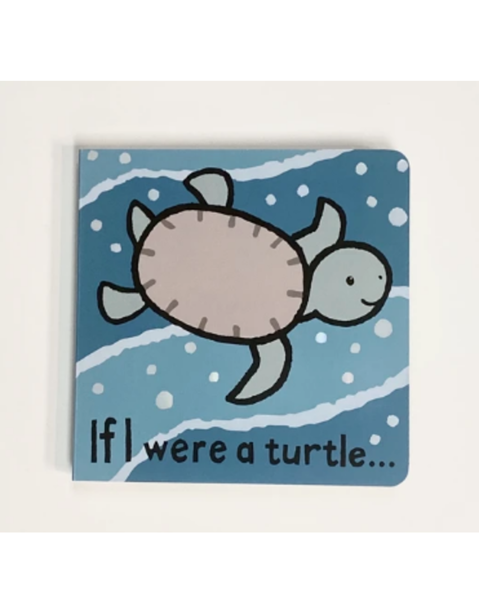 Jellycat If I Were A Turtle Book