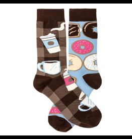 Socks, Coffee & Donuts