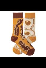 Socks, Bacon & Eggs