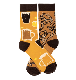 Socks, Beer & Pretzels
