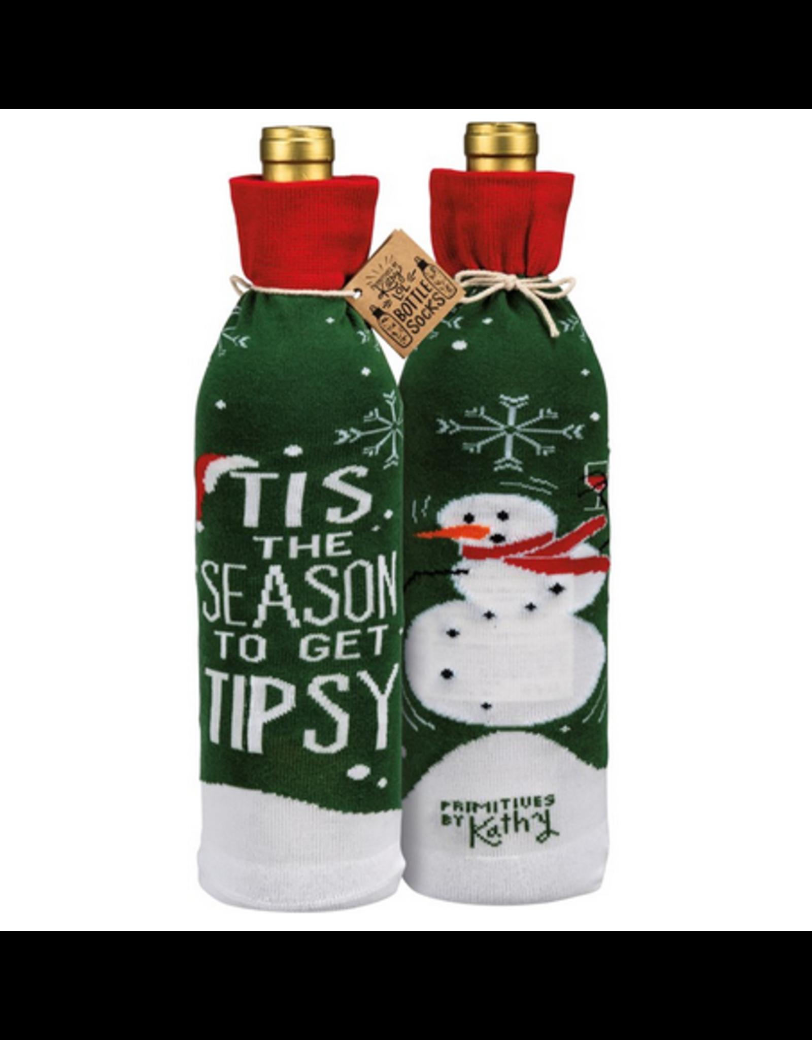 Bottle Sock, Tipsy