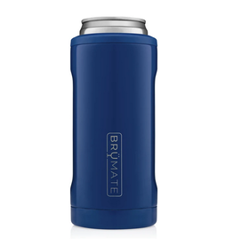 Hopsulator Slim Insulated Can-Cooler, royal blue