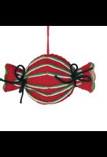 Wool Felt Candy Ornament