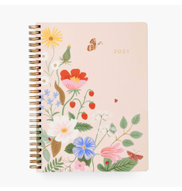 Rifle Strawberry Fields Softcover Spiral Planner