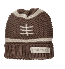 Mud Pie Knitted Hat, My 1st Football Season