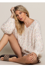 Relaxed Cable Knit Sweater
