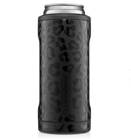 Hopsulator Slim Insulated Can-Cooler, onyx leopard