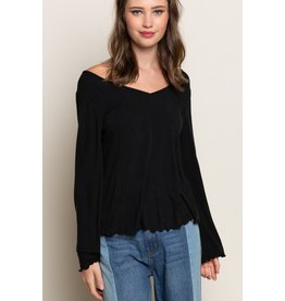 Forever It Will Stay With You Knit Top