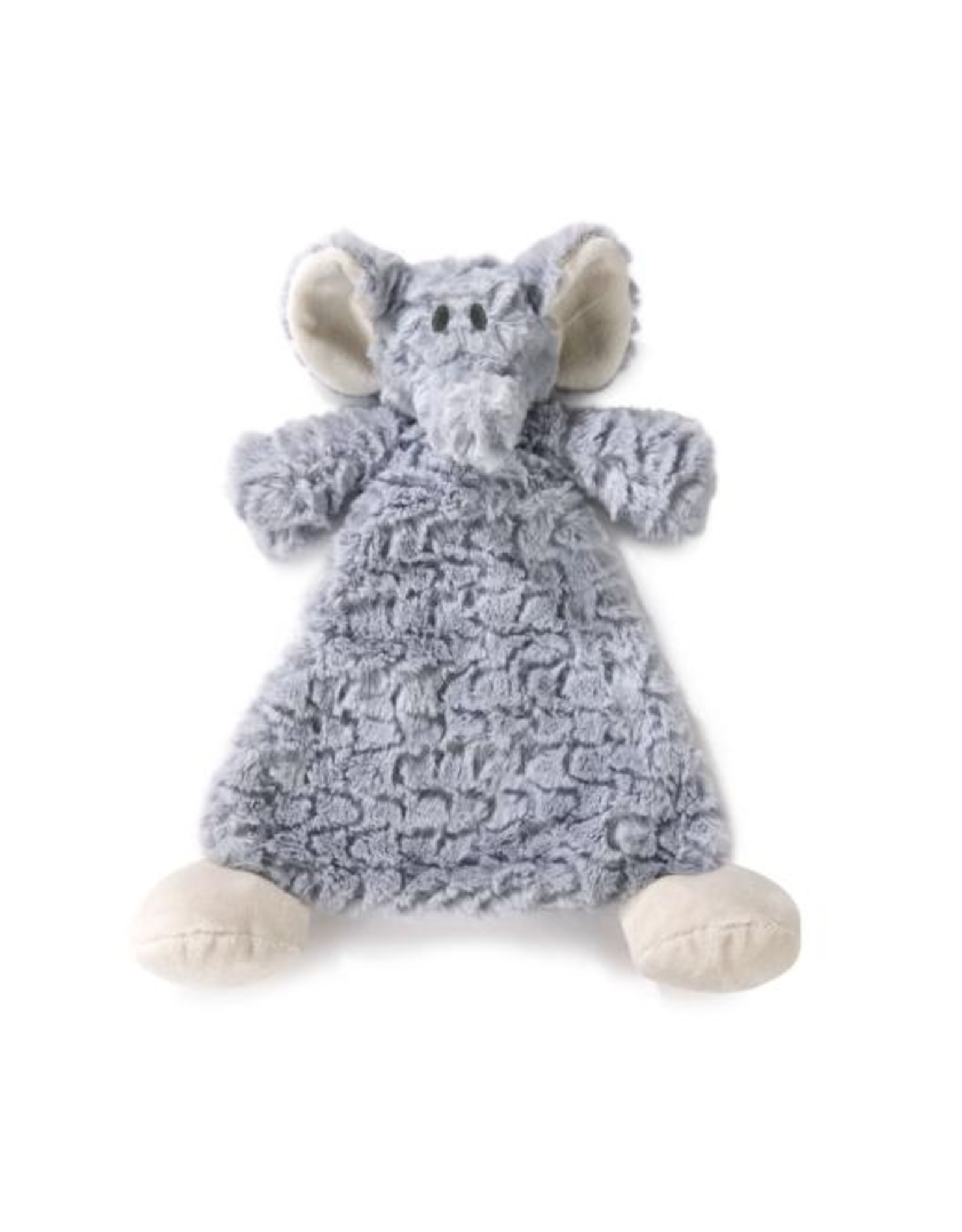 Ellery Elephant Rattle Blankie