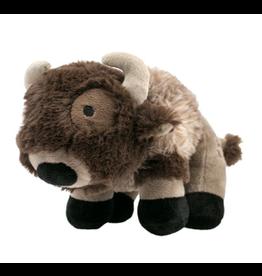 "9"" Plush Buffalo Toy"