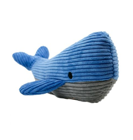 Plush Whale Toy, 14 inches