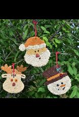 Mr. Bird Christmas Tweet Ornament