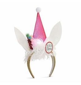 Lit Llama Hat Headband