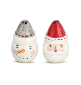 Seasoned Greetings Salt and Pepper Set