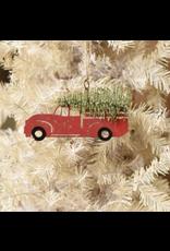 Christmas Tree Cargo Ornament
