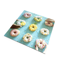 Trove I Go to 250 Pieces Wooden Puzzle in Pouch, Donut