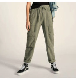 Free People Feelin Good Utility Pull On Pants