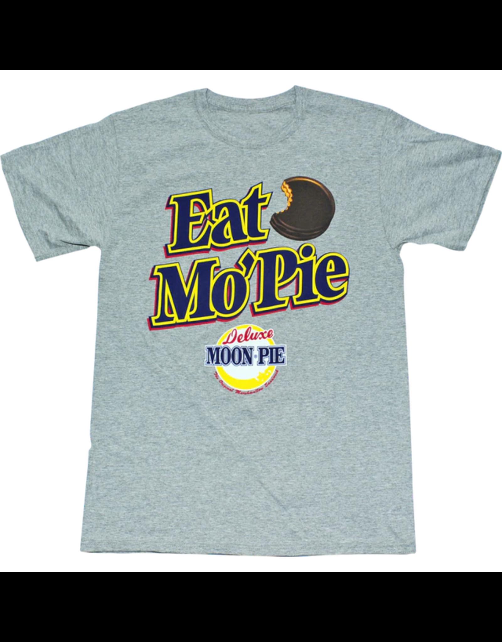 MoonPie Moonpie Short Sleeve Tee, Grey