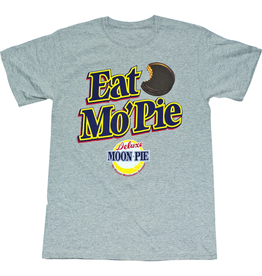 MoonPie Moonpie Short Sleeve Tee, Grey