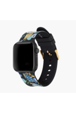 Apple Watch 42-44MM Garden Party Blue Band