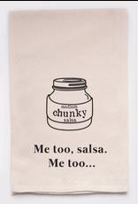Flour Sack Towel, Me Too Salsa