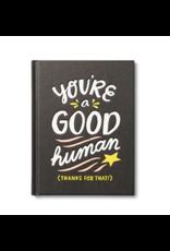 Book, You're A Good Human