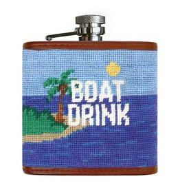 Smathers & Branson S&B Flask, Boat Drink