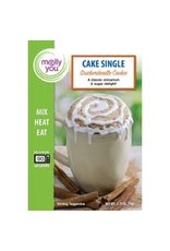 Snickerdoodle Cake Singles