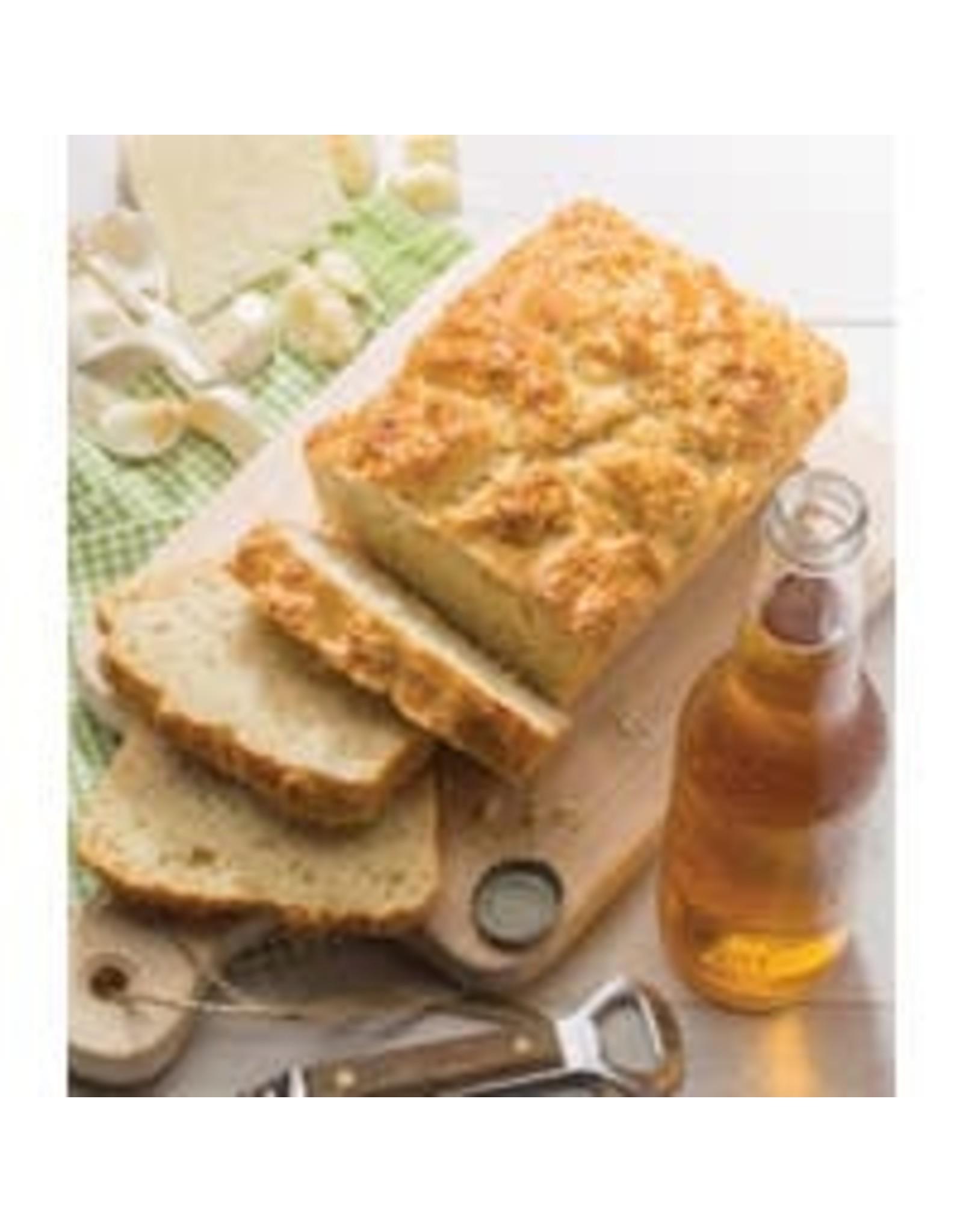 Beer Bread Mix, Garlic Parmesan Beer Bread