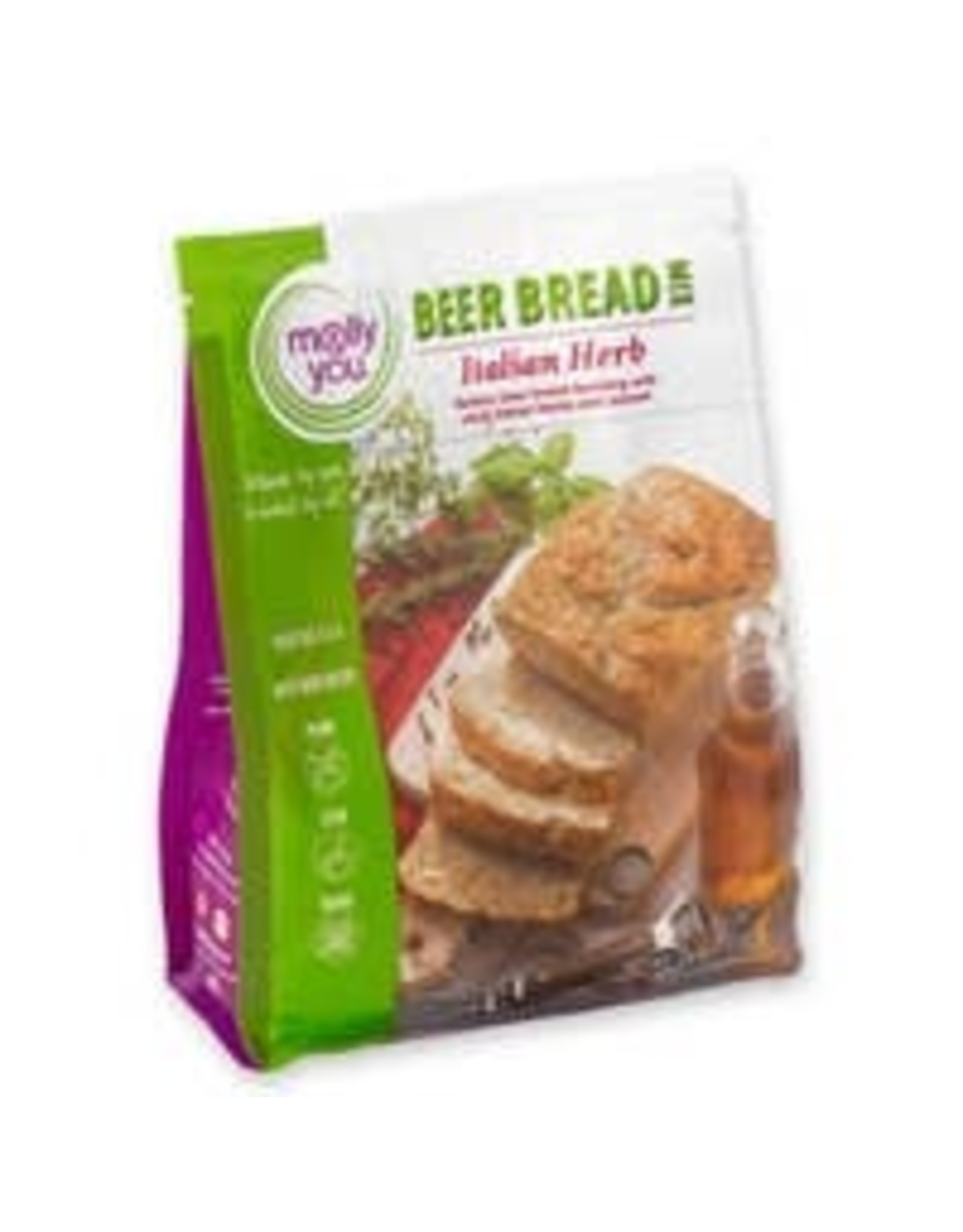 Beer Bread Mix, Italian Herb