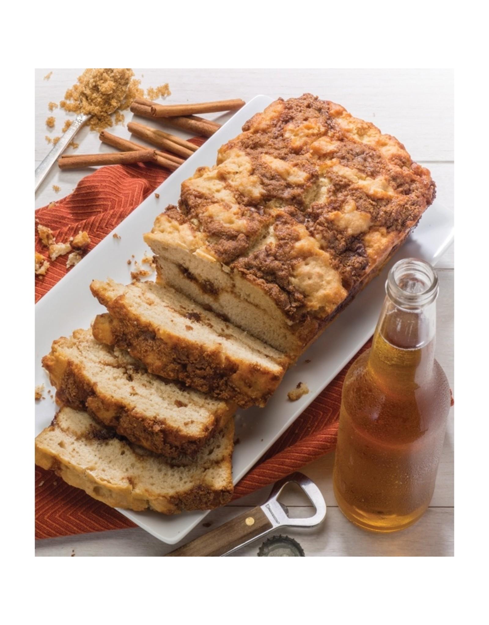 Beer Bread, Gluten Free Cinnamon Crumble