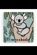 Jellycat Book, If I Were a Koala