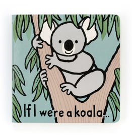 Jellycat Book, If I Were a Koala