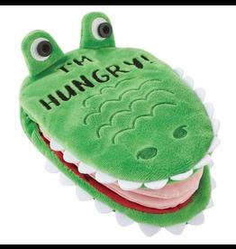 Mud Pie Alligator Puppet Book