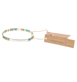 Good Karma Bracelet, Pure Magic, dusk/silver