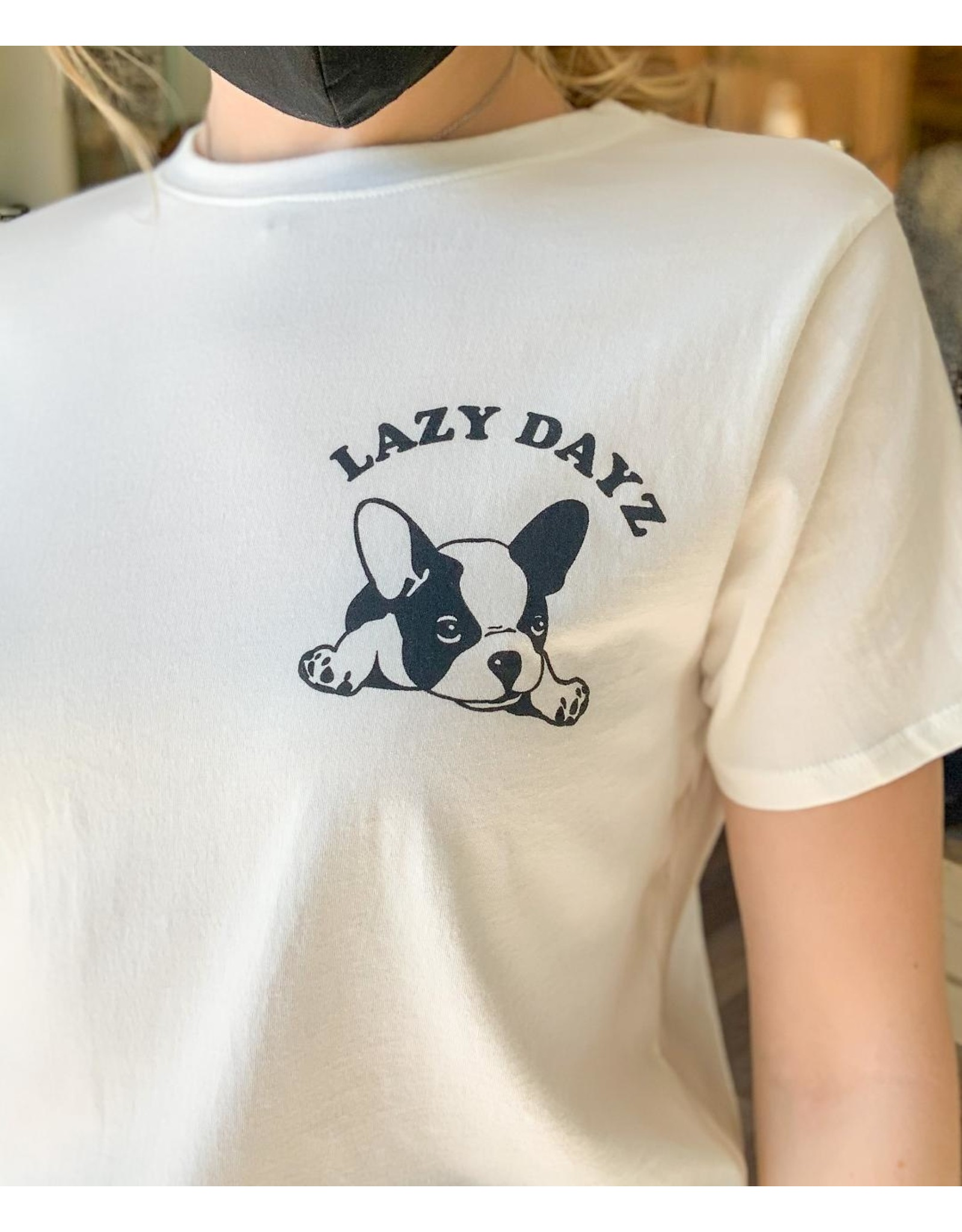Lazy Days Graphic Tee