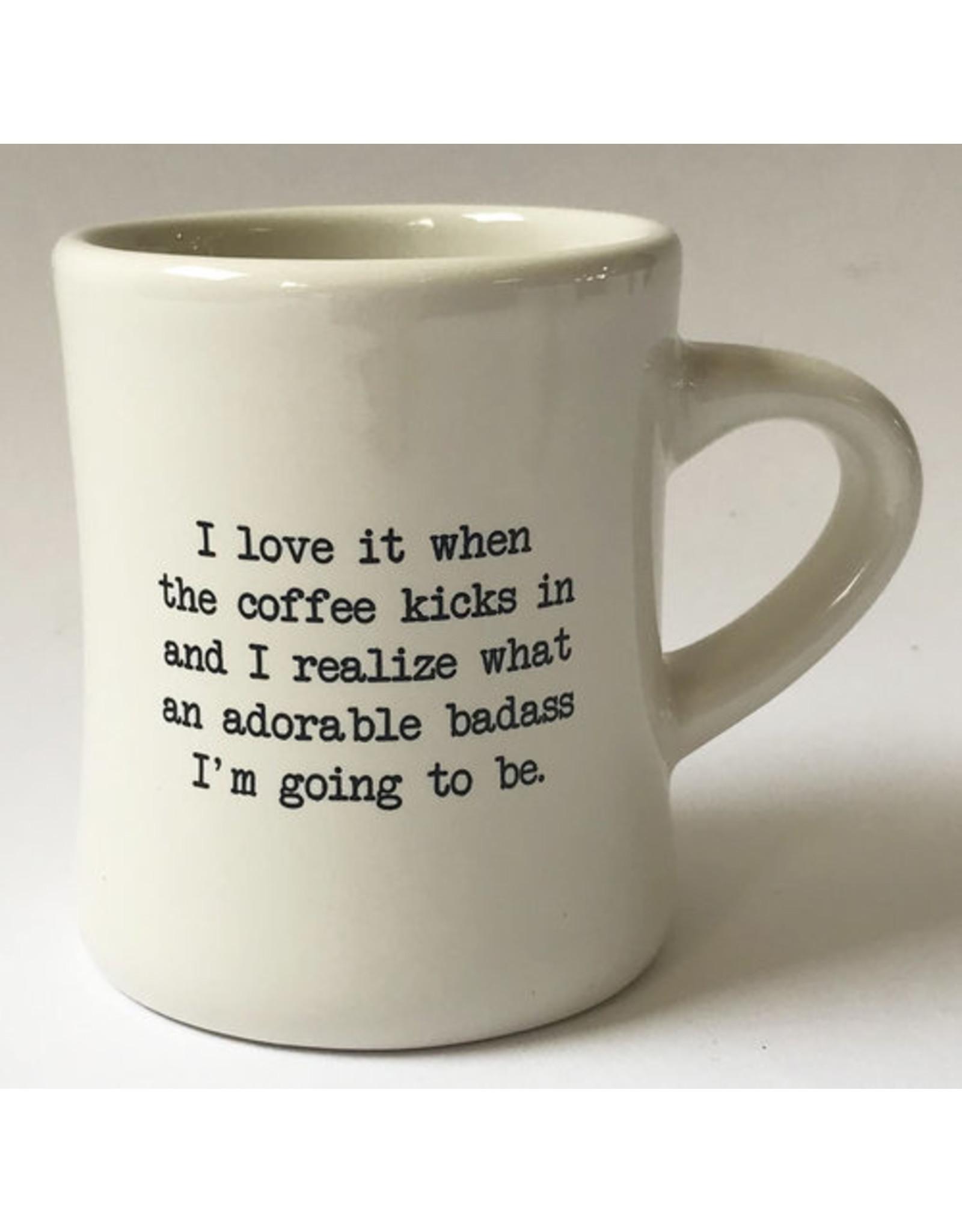 Mug, Adorable Badass