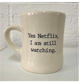 Mug, Netflix