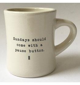 Mug, Sundays