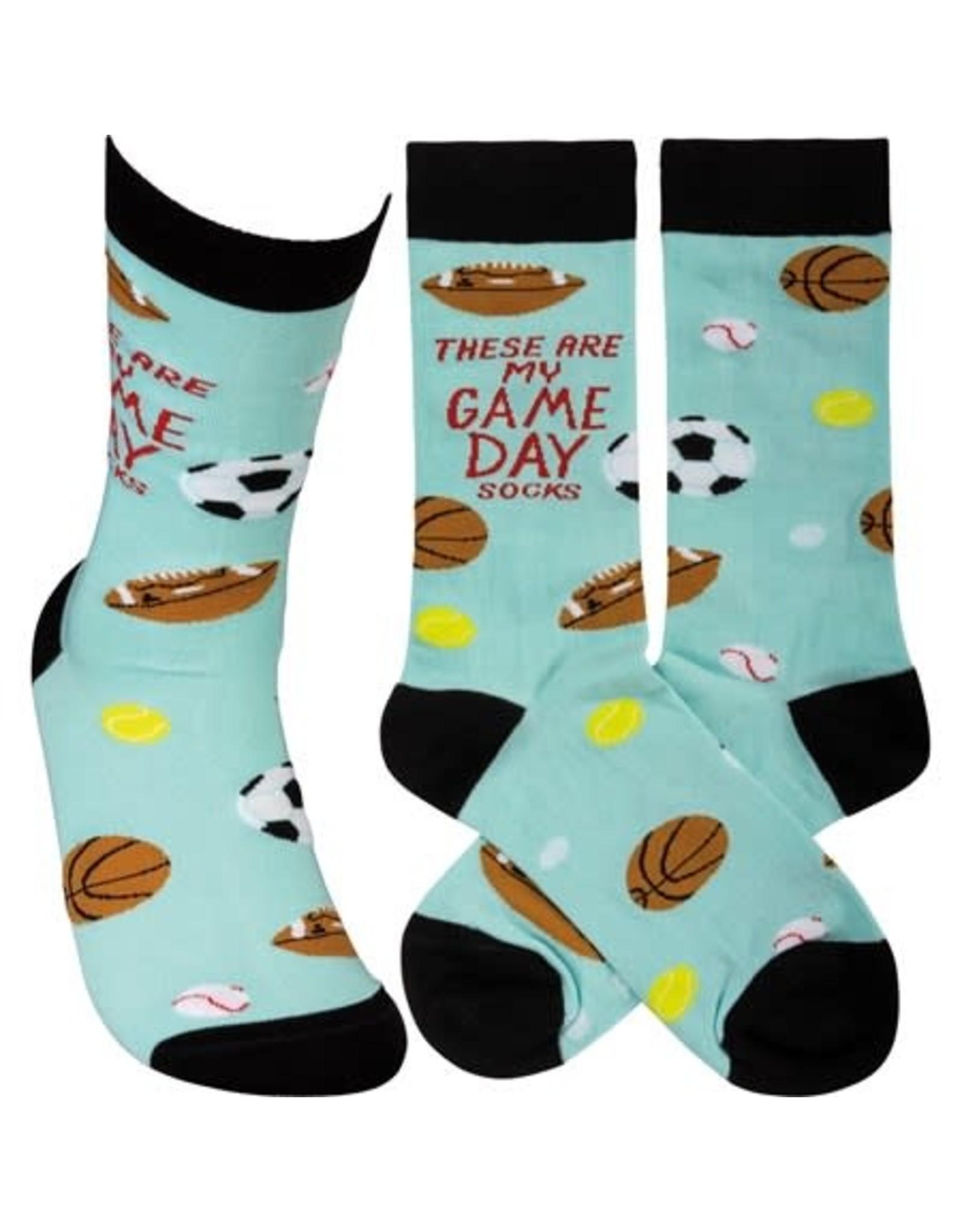 Socks, Game Day Socks