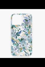 iPhone 12/12 Pro Garden Party Blue Case