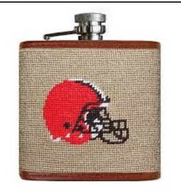 Smathers & Branson S&B Flask, Cleveland Browns